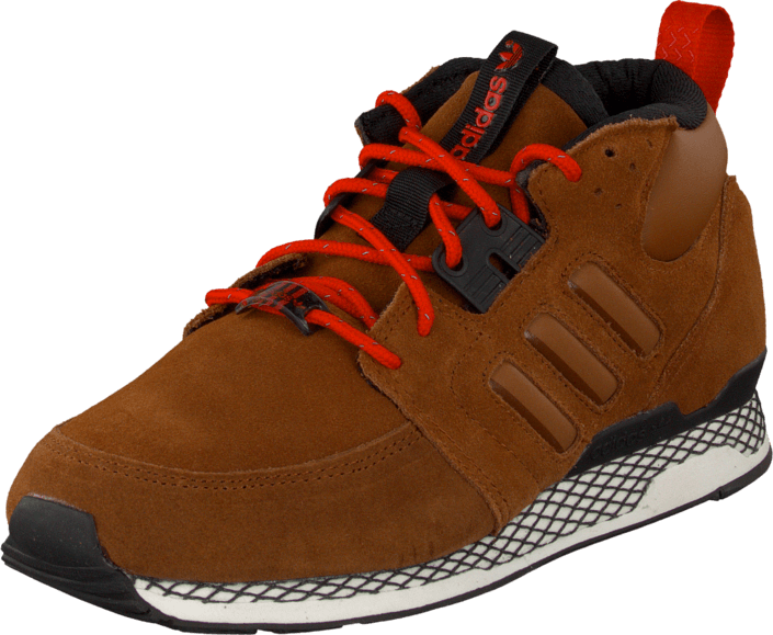 adidas Sport Performance - Zx Casual Mid Redwood/Redwood/White Vapour
