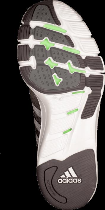 adidas Sport Performance - Adipure 360.2 W Cel Granite/Ftwr White/Solar Green
