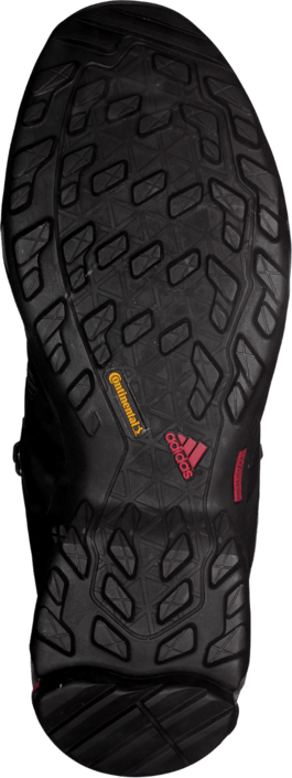 adidas Sport Performance - Terrex Fast X High Carbon/Black/Light Scarlet