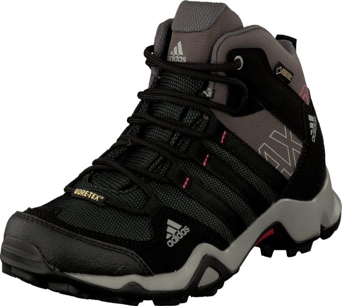 adidas Sport Performance - Ax2 Mid Gtx W Carbon/Black/Sharp Grey