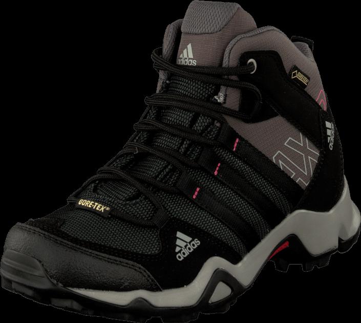 adidas Sport Performance - Ax2 Mid Gtx W Carbon/Black/Sharp Grey
