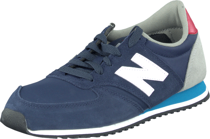 New Balance - U420SNR Navy/Red
