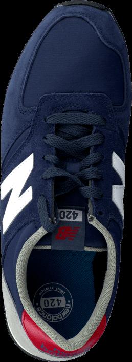 New Balance - U420SNR Navy/Red