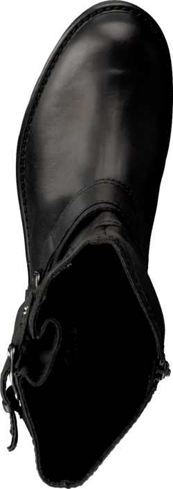Clarks - Orinocco Jive Black