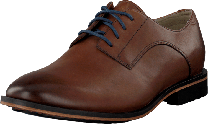 Clarks - Gatley Walk Tan Leather