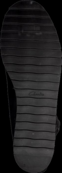 Clarks - Minx Trish Black