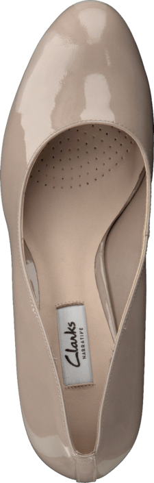 Clarks - Crisp Kendra Shingle Patent