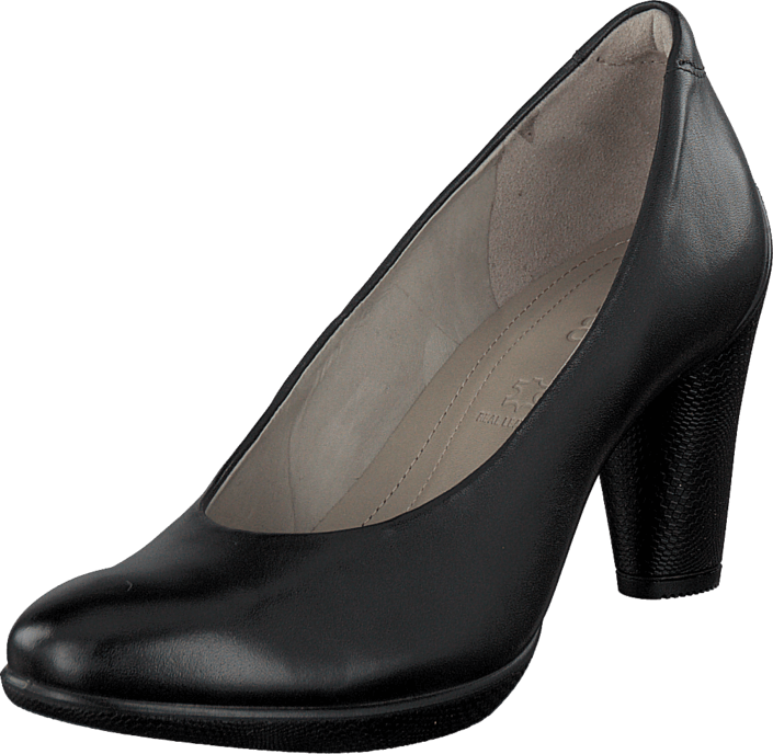 Ecco - SCULPTURED 75 Black