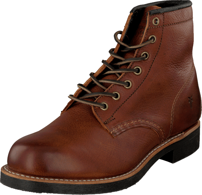 Frye - Arkansas Mid Lace Redwood