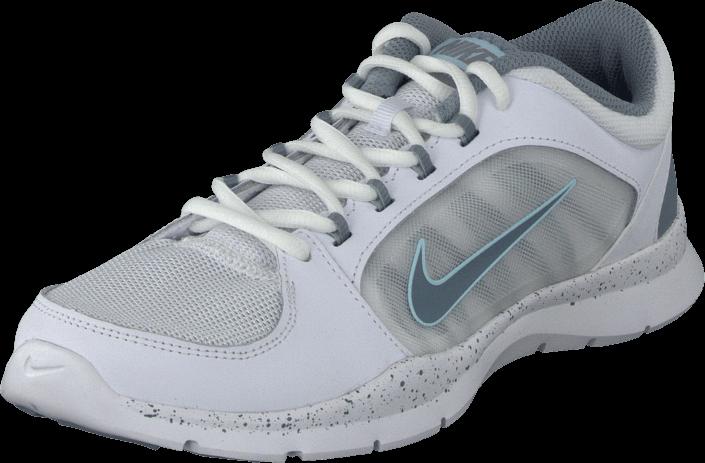 Nike - Wmns Nike Flex Trainer 4 White/Mgnt Gry-Antrctc-Antrctc