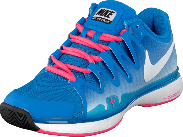Nike - Nike Zoom Vapor 9.5 Tour Photo Blue/White-Hypr Pnch-Blk