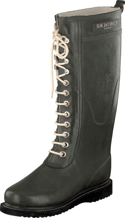 Ilse Jacobsen Long Rubber Boot Army