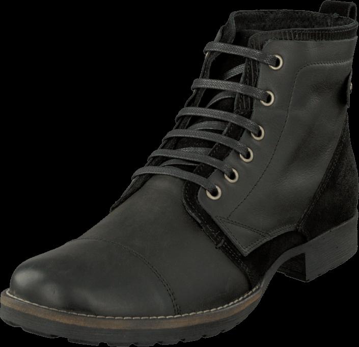 Bianco Clean Boot Black