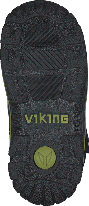 Viking Domino Black/Lime