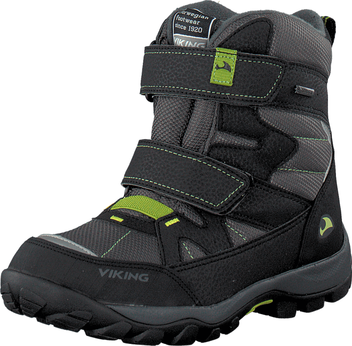Viking Chilly II Velcro Charcoal/Black