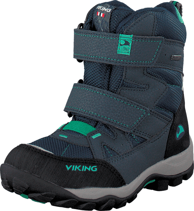Viking Chilly II Velcro Navy/Green