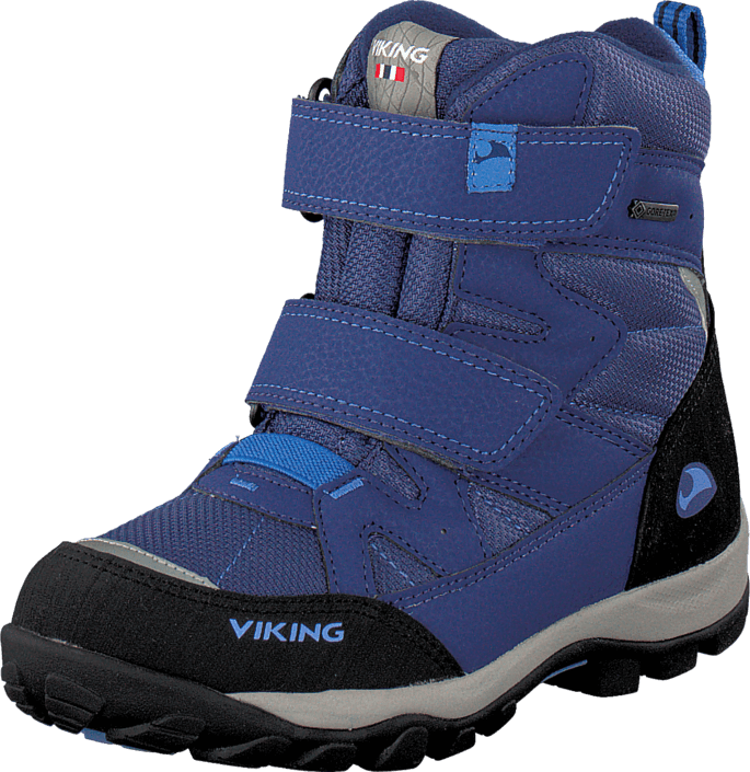 Viking Chilly II Velcro Purple/Black