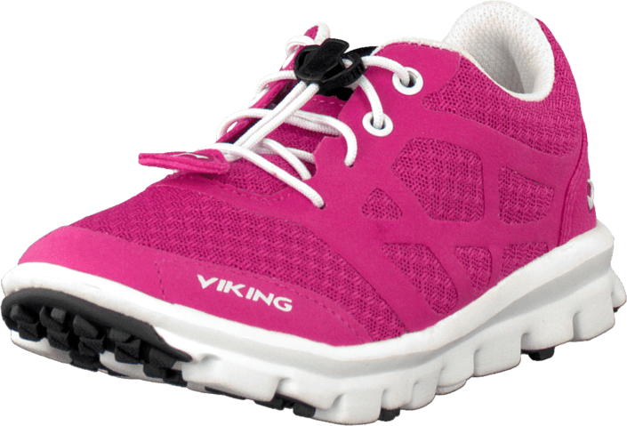 Viking - Saratoga Dark Pink/White