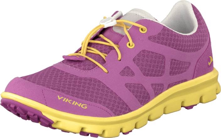 Viking - Saratoga Dark Pink/Yellow