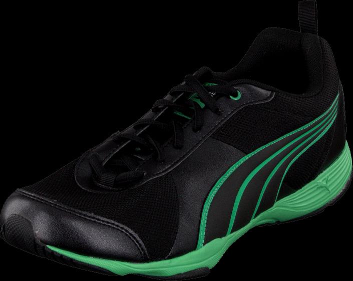 Puma Flextrainer Ombre Wn'S Black/Green