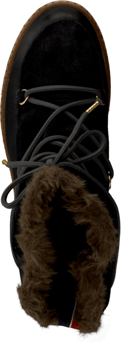 Tommy Hilfiger - Wooli 3BW Black