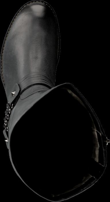 Caprice - Sarina Black Oil Nubuc