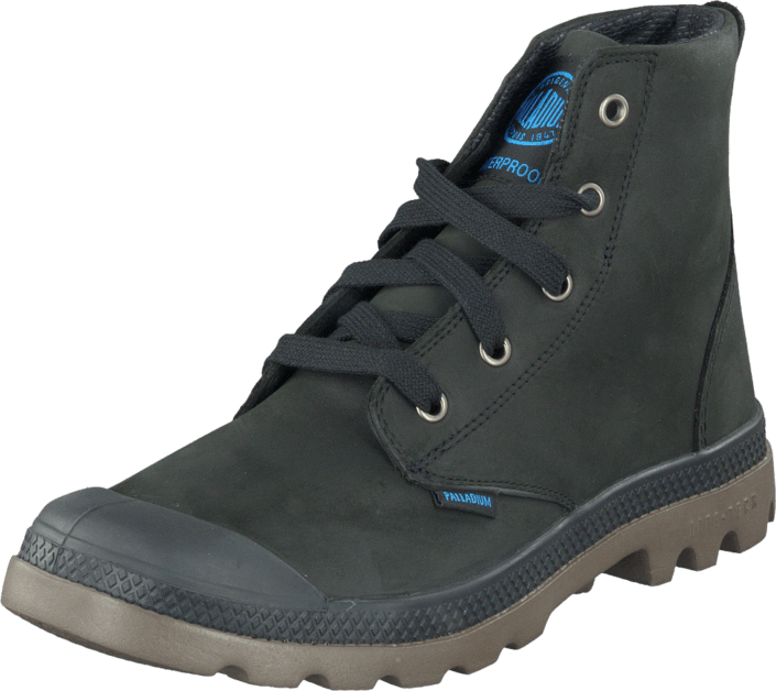 Palladium - Pampa Hi WATERPROOF Ladies Black