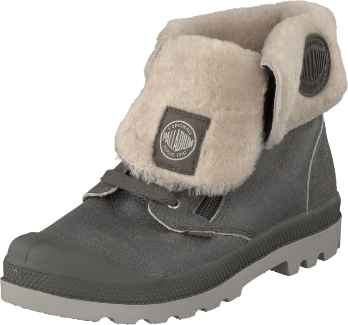 Palladium - Baggy PILOT Kids Grey