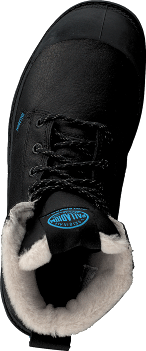 Palladium - Sport Cuff WPS Black 001