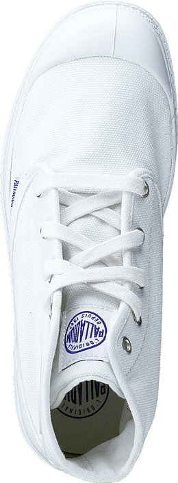 Palladium - Pampa Hi Ladies White