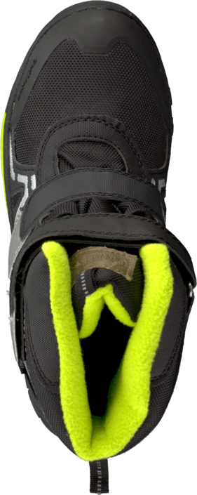 Gulliver - 430-0993 Boots Waterproof Black/Lime