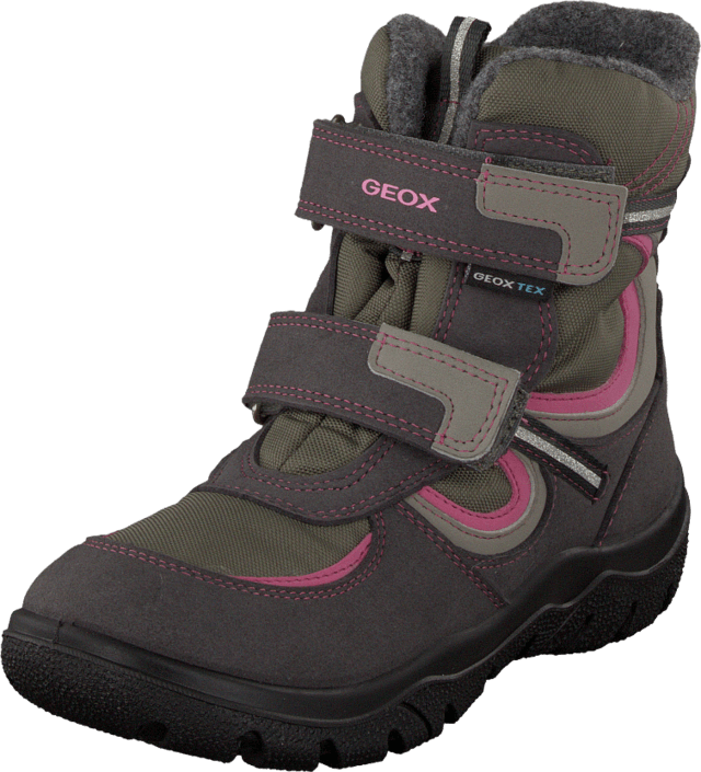 Geox - J Frosty B Girl Abx Grey