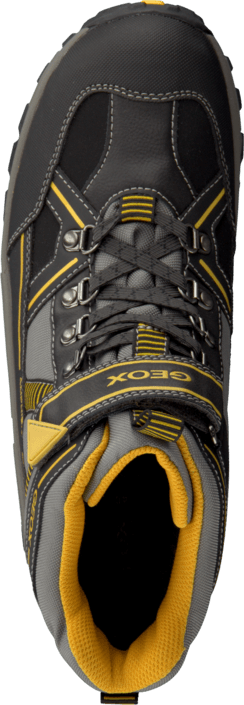 Geox - Jr Himalaya B Abx Black/Yellow