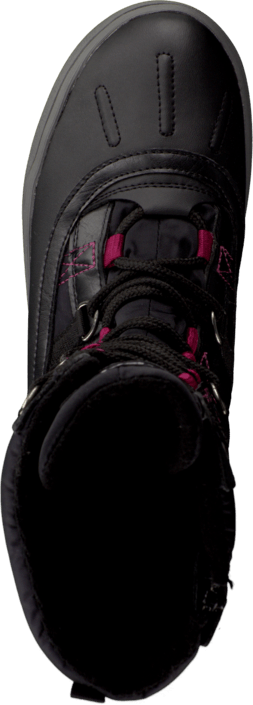 Geox - J Joing B Girl Abx Black/Fuchsia