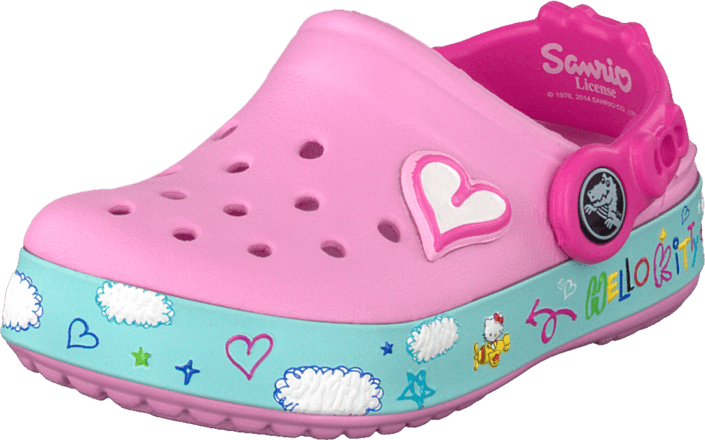 Crocs - CB Hello Kitty Plane Clog EU Carnation
