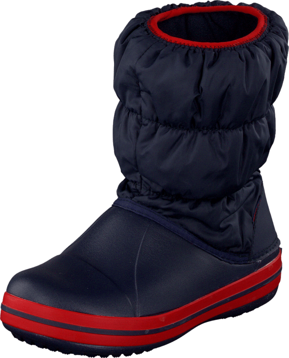 crocs-winter-puff-boot-kids-navy-red-kengaet-bootsit-laemminvuoriset-kengaet-sininen-unisex-22