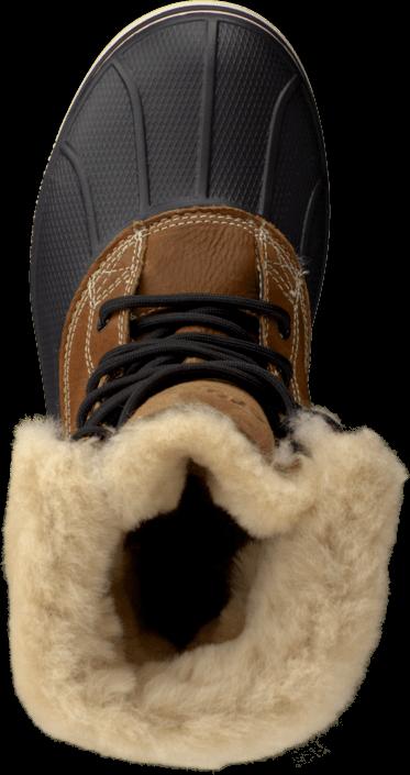 Crocs - All Cast Duck Luxe  Boot Men Toffe-Stucco