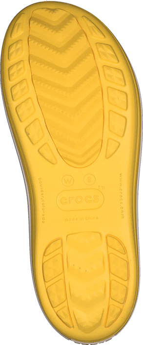 Crocs Jaunt Shorty Boot W Yellow