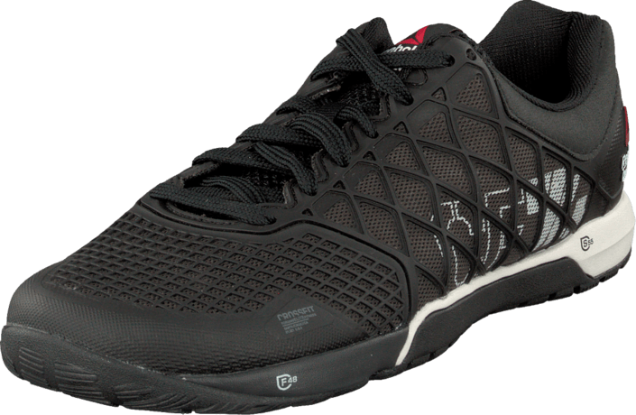 Reebok - R Crossfit Nano 4.0 Black/Gravel