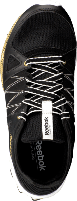 Reebok - Realflex Train Rs Black/Matte Gold/White