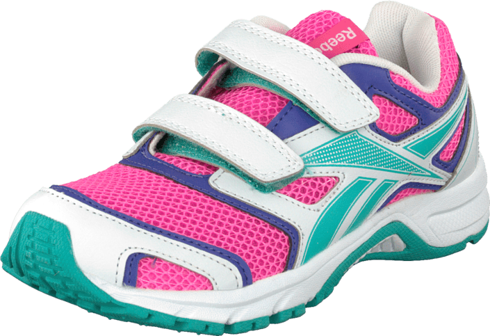 Reebok - Pheehan Run 2.0 Tx Pink/White/Purple/Teal