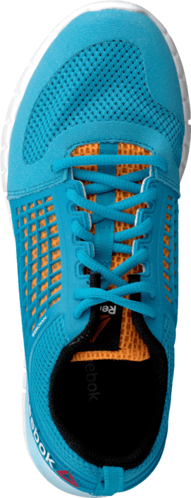 Reebok - Reebok Zquick Elect Blue/Orange/Black/White