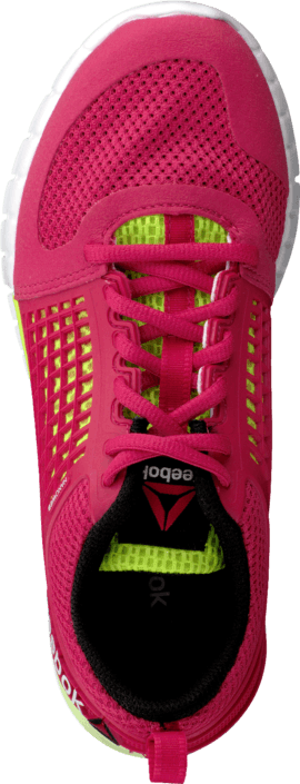 Reebok - Reebok Zquick Elect Magenta Pop/Yellow/Black/White