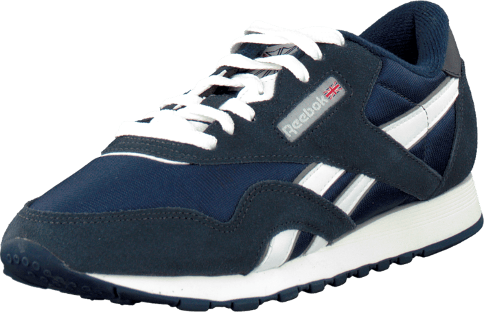 Reebok Classic - Cl Nylon Team Navy/Platinum