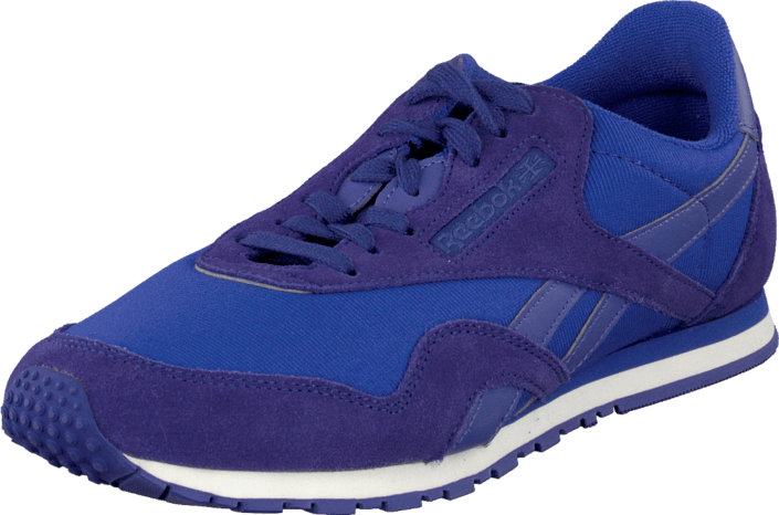 Reebok Classic - Cl Nylon Slim Color Ultima Purple/Purple/White