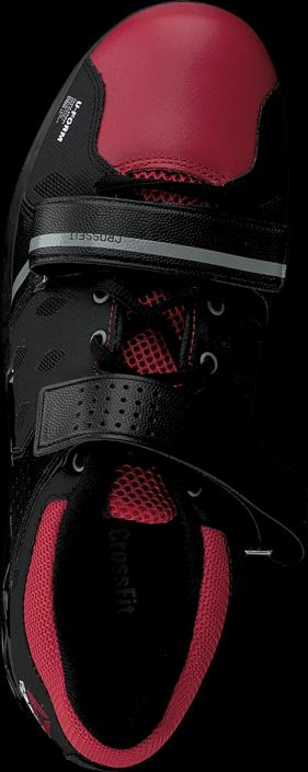 Reebok R Crossfit Lifter Plus2.0 Black/Excellent Red/Flat Grey