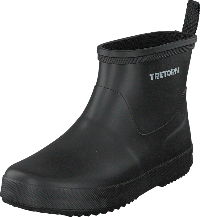 Tretorn - Wings Low Black/Black