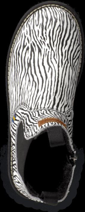 Kavat - 115342-86 Husum XC White Multi Zebra