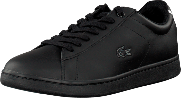 Lacoste - Carnaby Evo Ctr Blk/Blk Lth/Syn