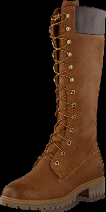 Timberland - Woms Prem 14In Medium Brown